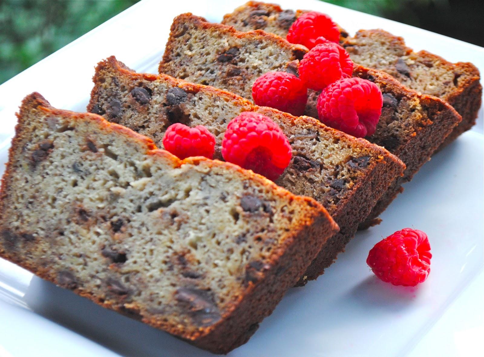 recipe: banana sour cream pound cake [33]