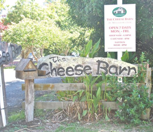 The Cheese Barn, Matatoki