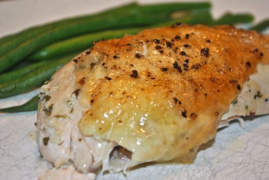 citrus herb roasted chicken