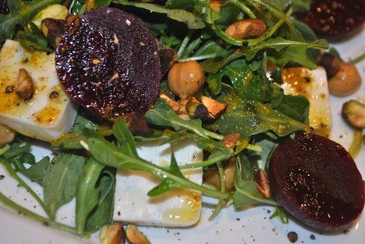orange beet salad