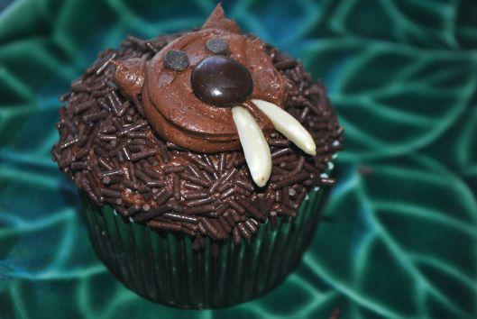 punxatawney phil cupcakes