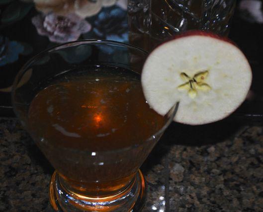 bourbon apple sidecar