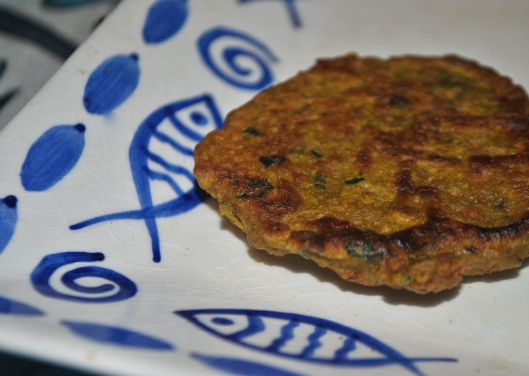 Pipi fritters