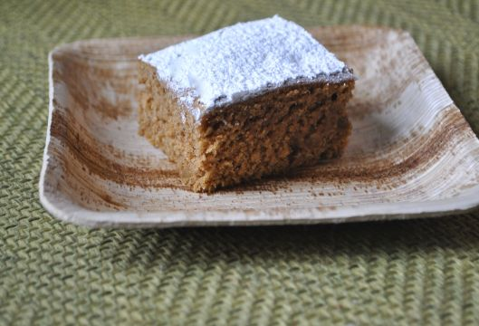 whole wheat ginger bread