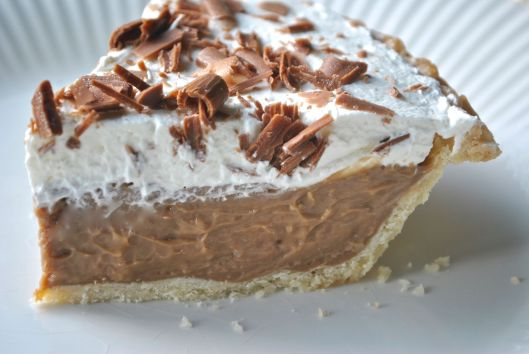 mint cream julep pie