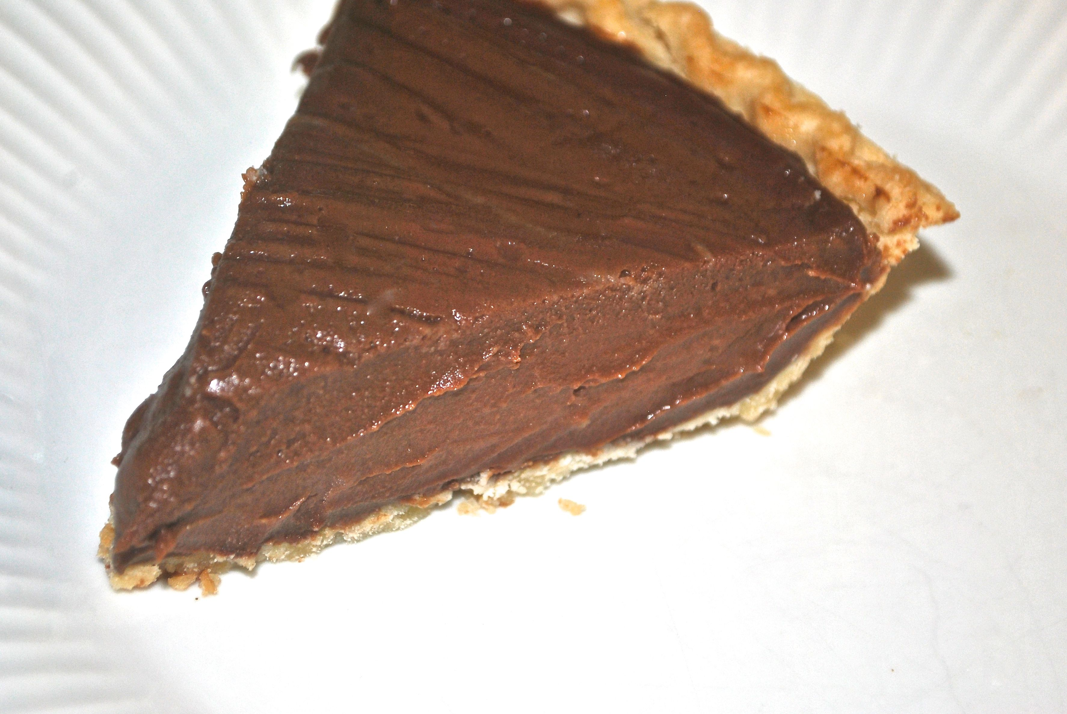 Chocolate Cream Pie Recipes — Dishmaps