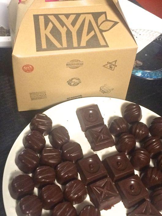 kyya truffles