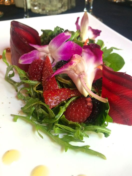 salad from ellas