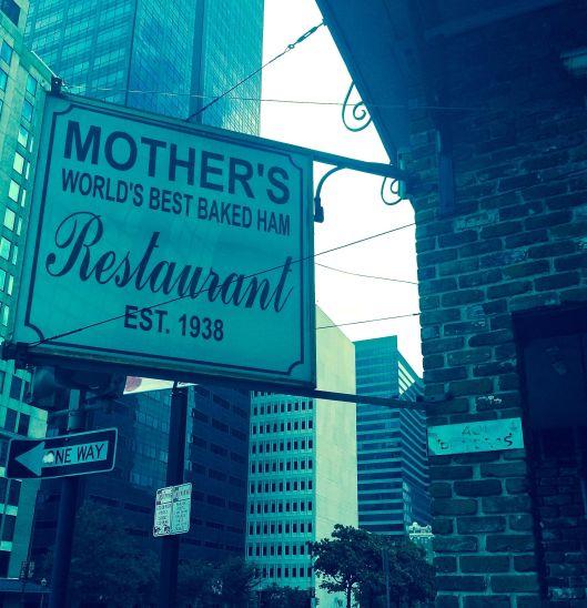 NOLA mothers
