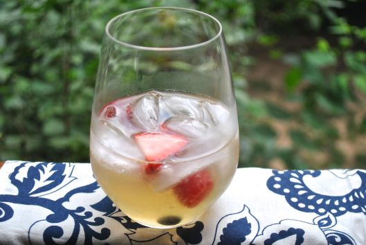 red white and blue sangria