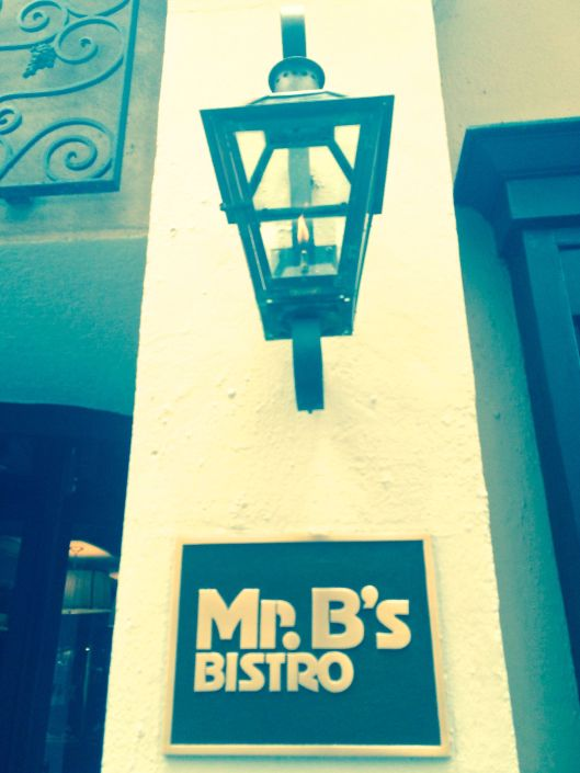 the fabulous Mr. B's