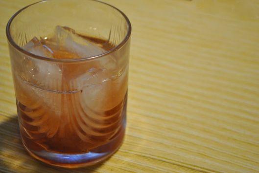 aquavit spritzer