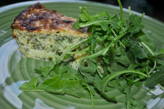 no crust quiche