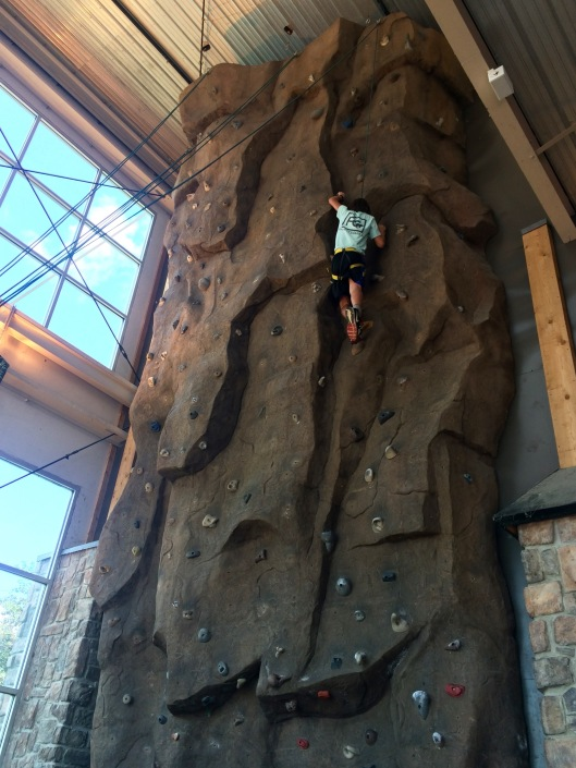 rock climbing lewis and clark