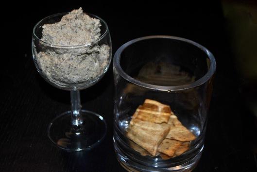 chestnut hummus
