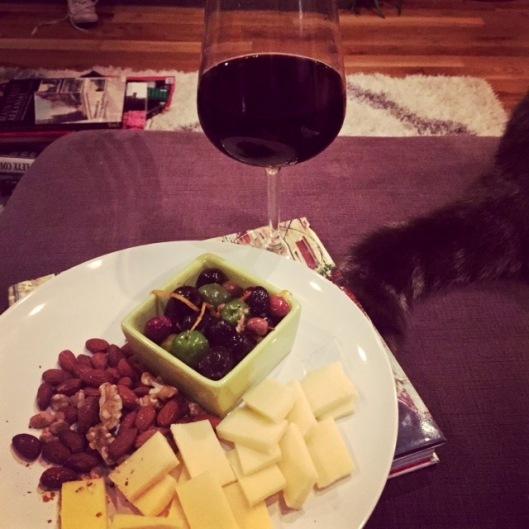 rhondas dinner