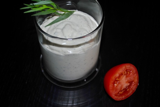 buttermilk blue cheese dressing