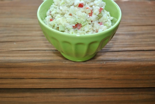 chopped coleslaw