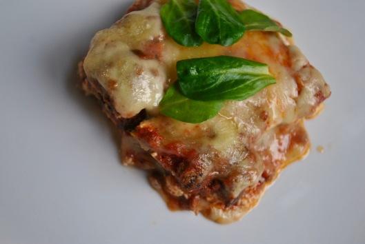 zucchini noodle lasagne