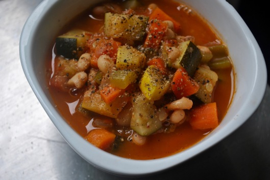 garden minestrone