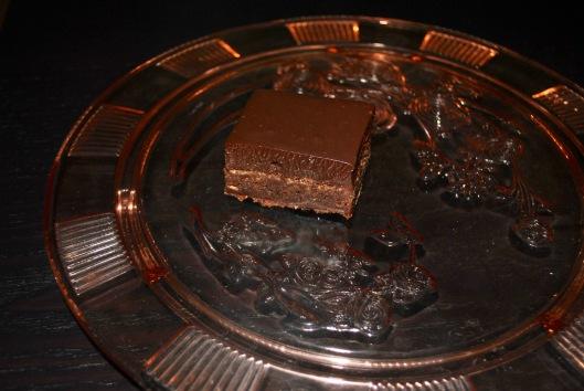 creole brownie