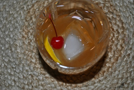 cider whiskey sour
