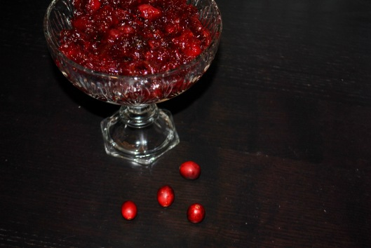 cranberry apricot sauce