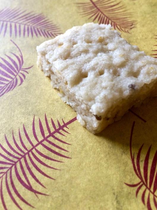 sazerac shortbread